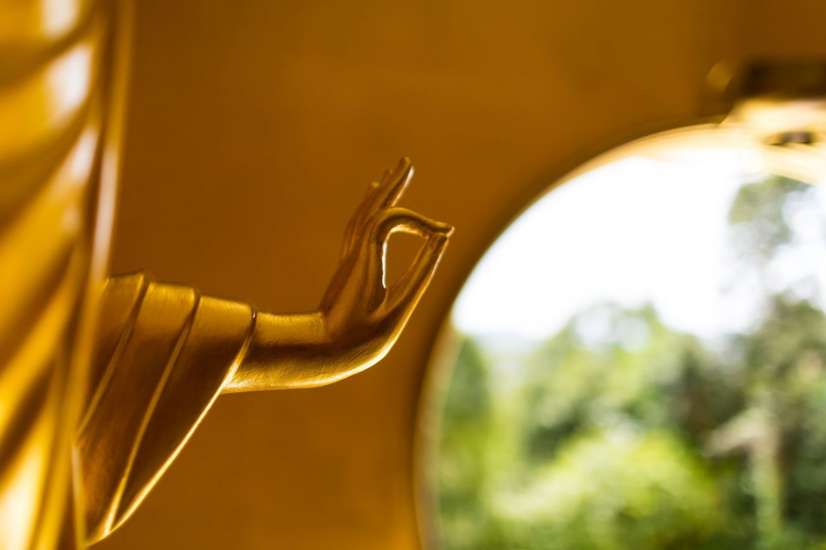 Buddhist Mudras (Hand Gestures) and Their Significances
