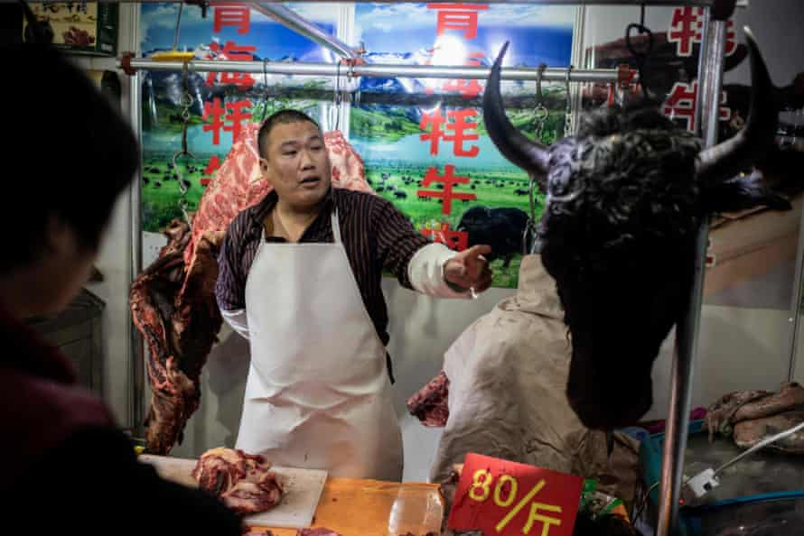 Yak politics: Tibetans' vegetarian predicament in the middle of China meat boom|China