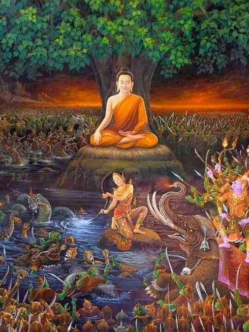 Life of Buddha – Attaining Enlightenment