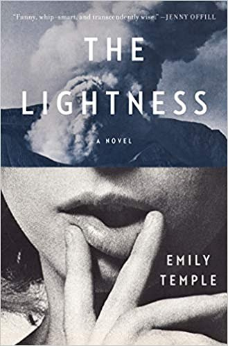 Kate Brandt Reviews THE LIGHTNESS by Emily Temple